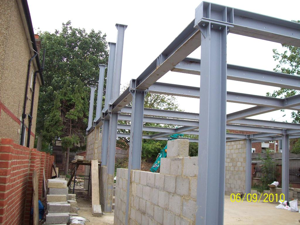 Gallery for Structural beams for houses